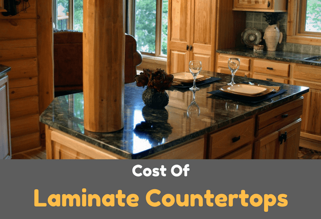 How Much Does Laminate Countertops Cost