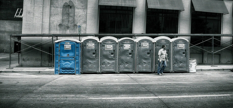How Much Does it Cost to Rent Portable Toilets?