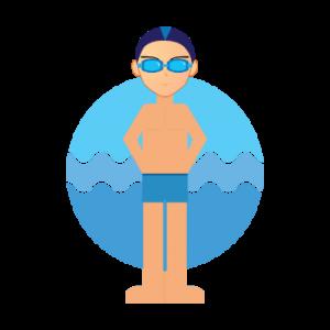 Pool Liner vector image