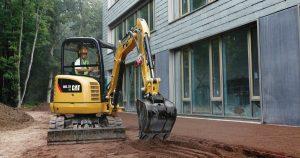mini escavator cost