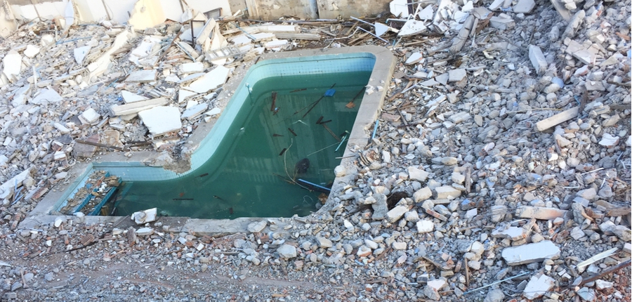 How Much Does Pool Demolition Cost?